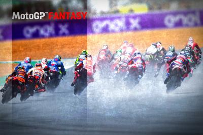 Wet weather wonders you need for MotoGP™ Fantasy in Le Mans