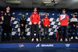 Press-Conference, SHARK Grand Prix de France
