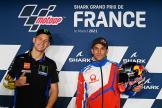 Fabio Quartararo, Johann Zarco, SHARK Grand Prix de France