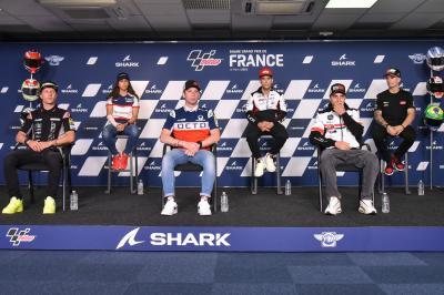 MotoE™: La rueda de prensa íntegra del GP SHARK de Francia