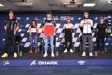 MotoE Press-Conference, SHARK Grand Prix de France