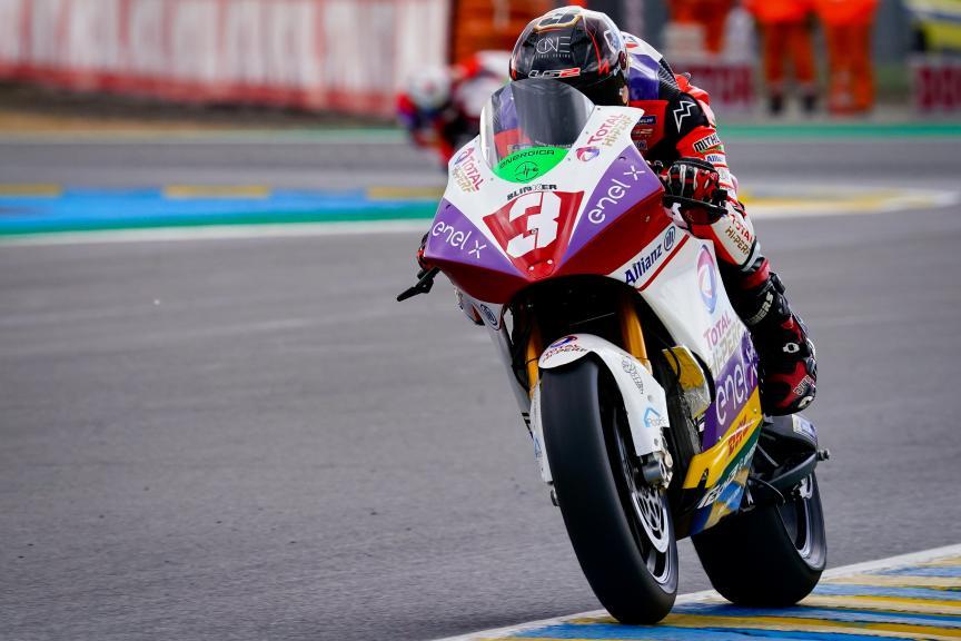 Lukas Tulovic, Tech3 E-Racing, SHARK Grand Prix de France