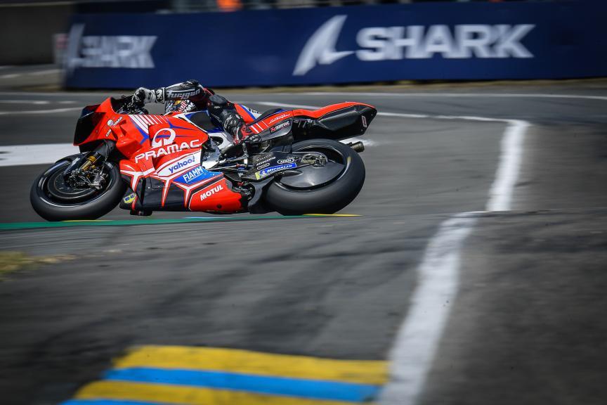 Johann Zarco, Pramac Racing, SHARK Grand Prix de France
