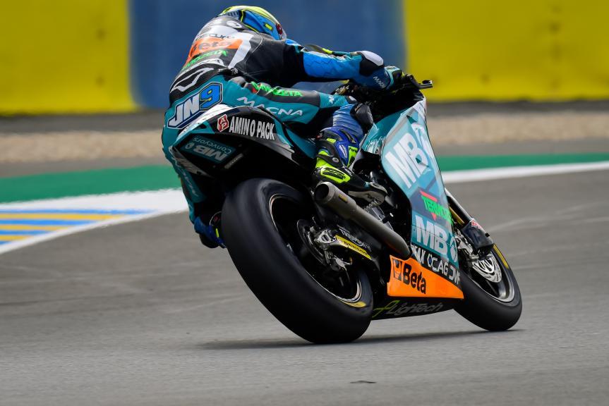 Jorge Navarro, MB Conveyors Speed Up, SHARK Grand Prix de France