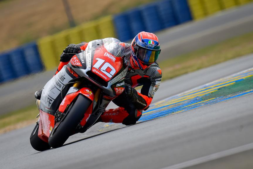 Tommaso Marcon, MV Agusta Forward Racing, SHARK Grand Prix de France