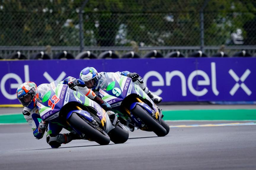 Matteo Ferrari, Indonesian E-Racing Gresini MotoE, SHARK Grand Prix de France