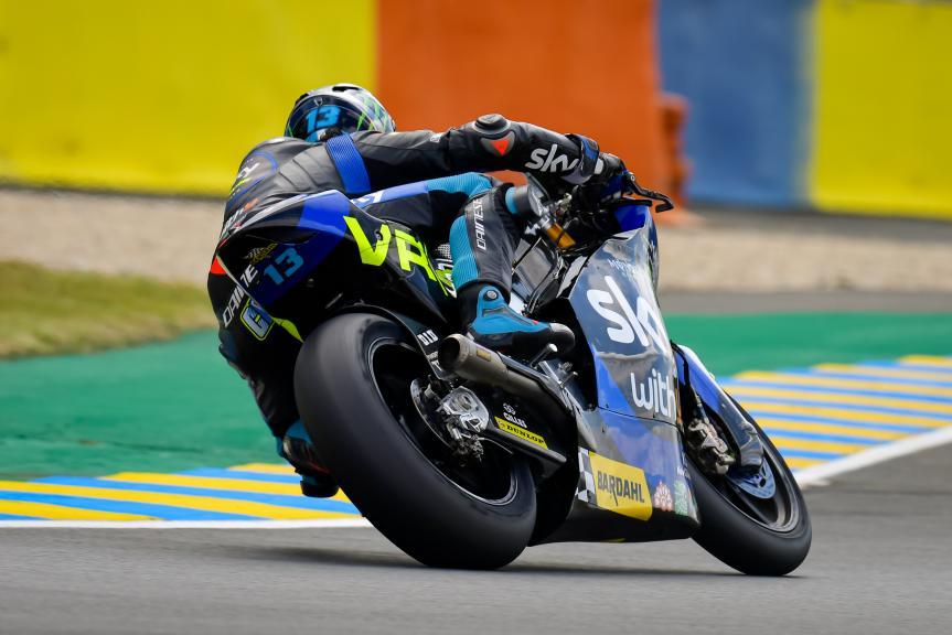 Celestino Vietti, Sky Racing Team VR46, SHARK Grand Prix de France