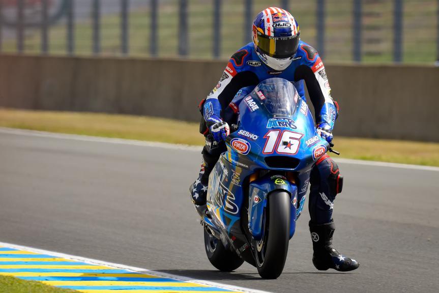 Joe Roberts, Italtrans Racing Team, SHARK Grand Prix de France