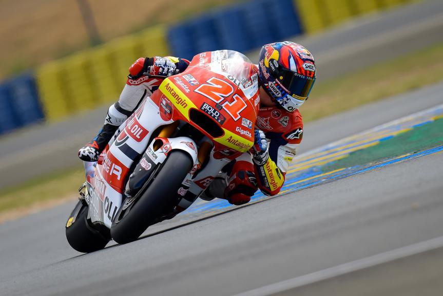 Fabio Di Giannantonio, Federal Oil Gresini Moto2, SHARK Grand Prix de France