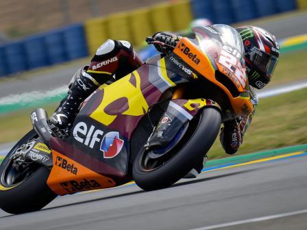 Moto2, Free Practice, SHARK Grand Prix de France