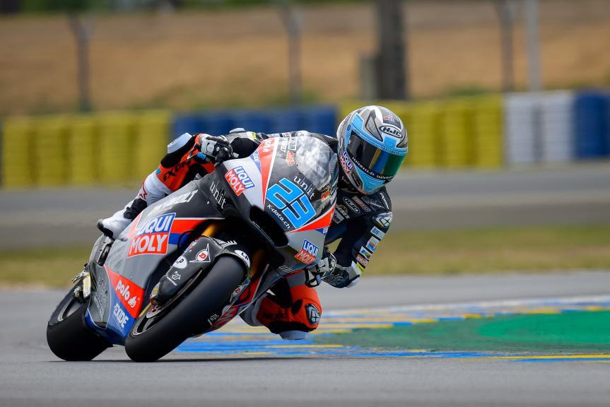 Marcel Schrotter, Liqui Moly Intact GP, SHARK Grand Prix de France