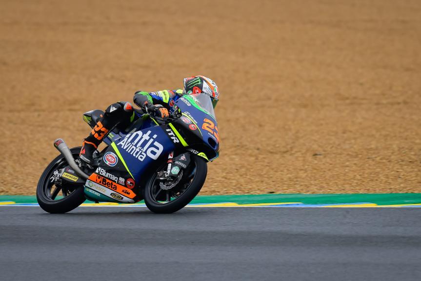 Niccolo Antonelli, Avintia Esponsorama Moto3, SHARK Grand Prix de France