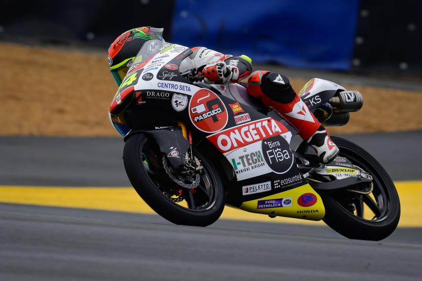 Tatsuki Suzuki, Sic58 Squadra Corse, SHARK Grand Prix de France