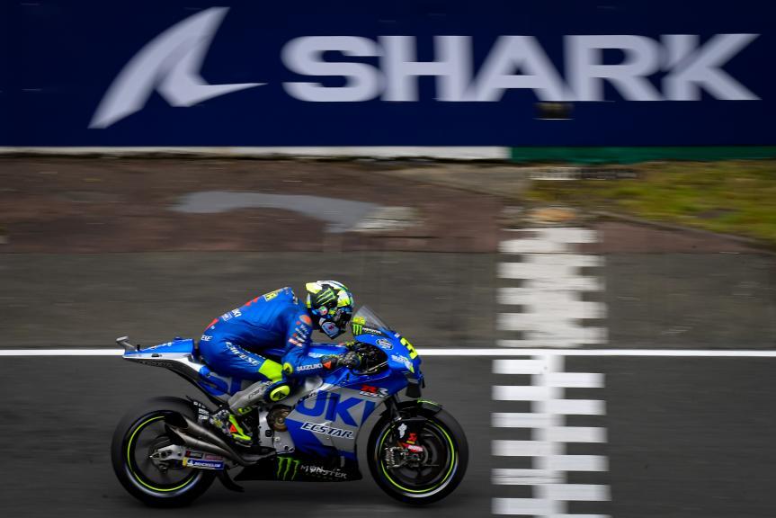 Joan Mir, Team Suzuki Ecstar, SHARK Grand Prix de France