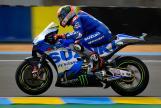 Alex Rins, Team Suzuki Ecstar, SHARK Grand Prix de France