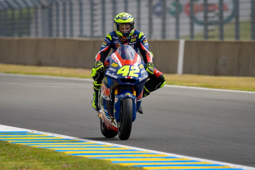 Marcos Ramirez, American Racing, SHARK Grand Prix de France