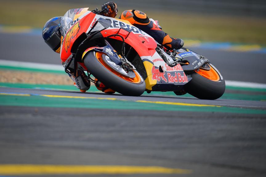 Pol Espargaro, Repsol Honda Team, SHARK Grand Prix de France