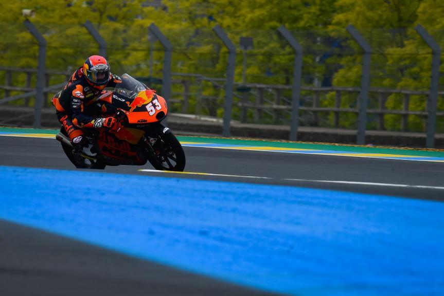 Deniz Oncu, Red Bull KTM Tech 3, SHARK Grand Prix de France