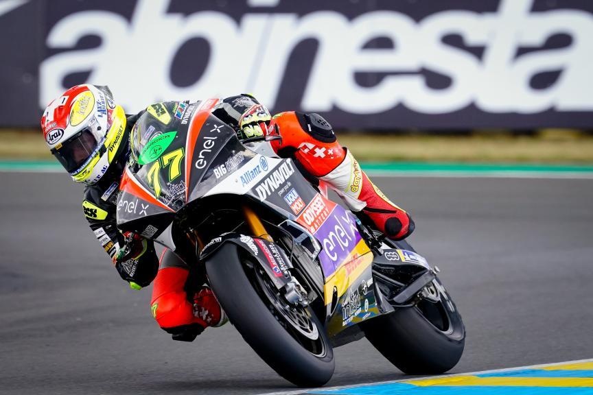 Miquel Pons, LCR E-Team, SHARK Grand Prix de France