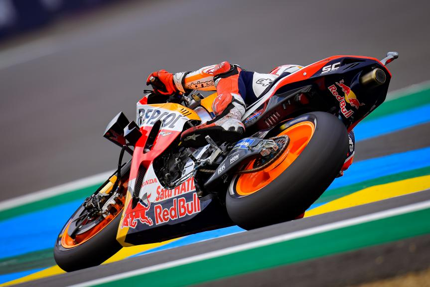 Marc Marquez, Repsol Honda Team, SHARK Grand Prix de France