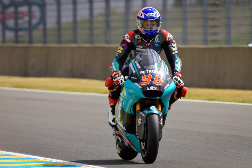 Jake Dixon, Petronas Sprinta Racing, SHARK Grand Prix de France
