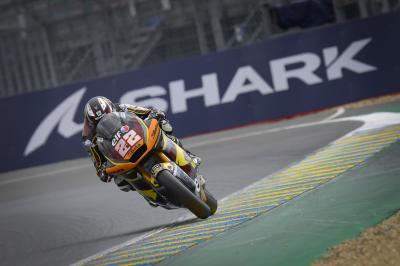 Moto2™ - Le Mans : Lowes récupère le commandement en FP2