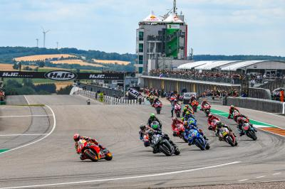 MotoGP™ remains at the Sachsenring for another five years