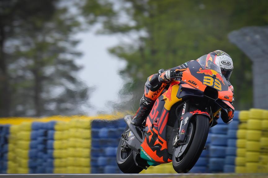 Brad Binder, Red Bull KTM Factory Racing, SHARK Grand Prix de France