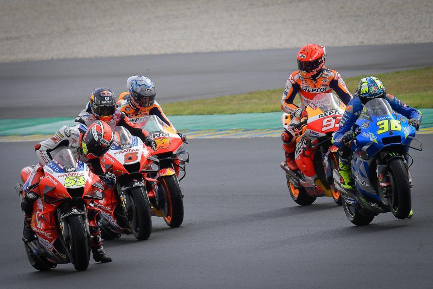 MotoGP, QP, SHARK Grand Prix de France