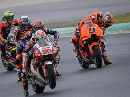 MotoGP, Free Practice, SHARK Grand Prix de France