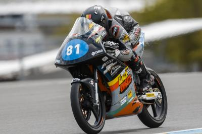 Luciano duels Gurecky to take hard-fought first win of 2021