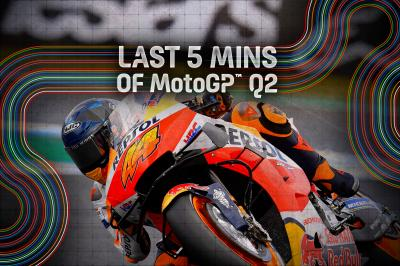 FREE: Final 5 minutes of Q2 from the French GP