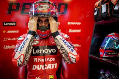 Bagnaia to try cash-in on flag-to-flag chaos after Q2 misery