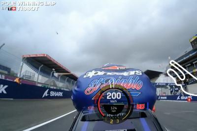 OnBoard: La vuelta de la 'pole' del GP SHARK de Francia 2021