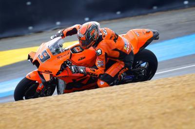 Warm-up MotoGP™ : Petrucci de retour aux avant-postes !
