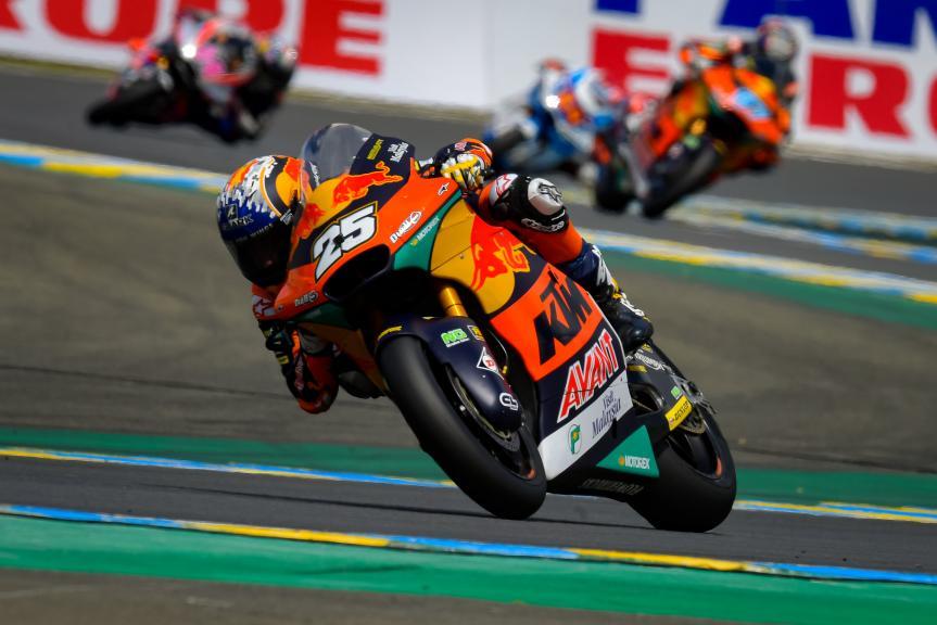 Raul Fernandez, Red Bull KTM Ajo, SHARK Grand Prix de France