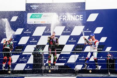 MotoE™ - Le Mans : Granado tient sa revanche !