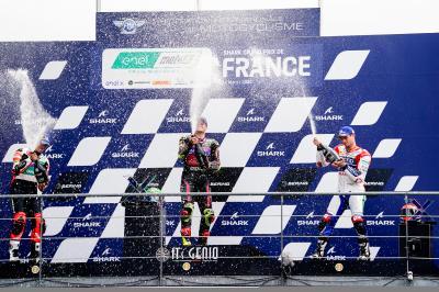 MotoE™ - GP de France : Ils ont brillé en course
