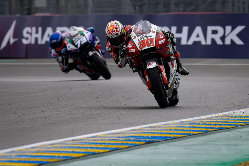 Takaaki Nakagami, LCR Honda, SHARK Grand Prix de France
