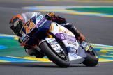 Aron Canet, Inde Aspar Team, SHARK Grand Prix de France