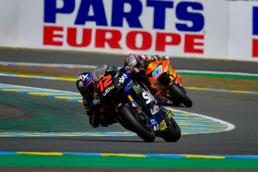 Marco Bezzecchi, Sky Racing Team VR46, SHARK Grand Prix de France