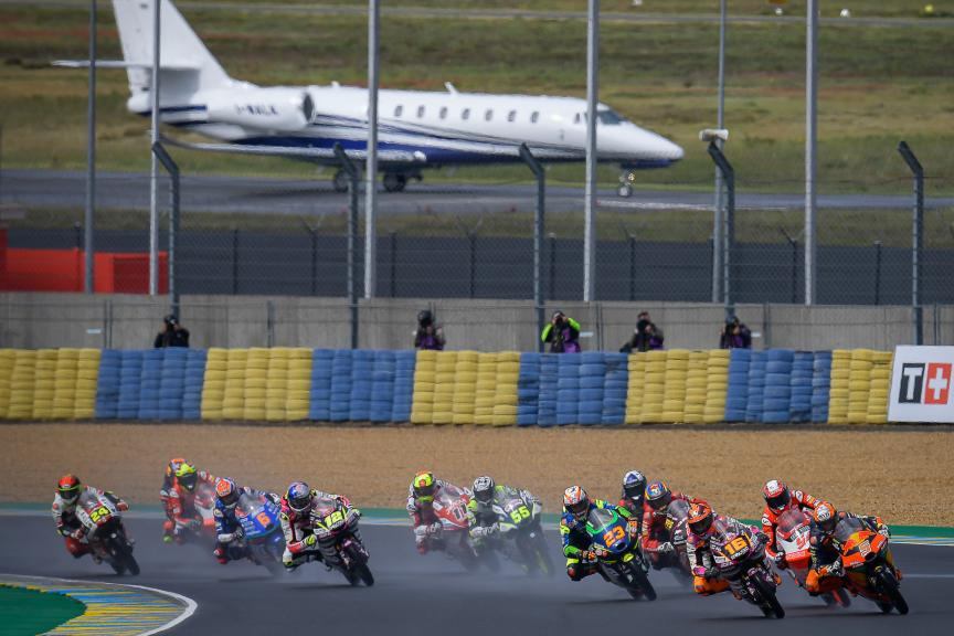 Moto3, SHARK Grand Prix de France
