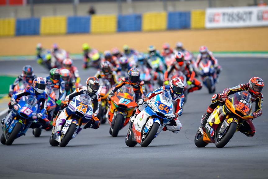 Moto2, Race, SHARK Grand Prix de France