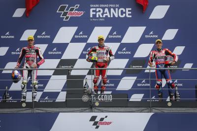 Moto3™ - GP d'Espagne : Les impressions du Top 3