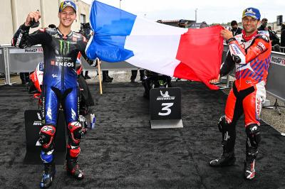 Social media reacts to Miller's win and France's home heroes
