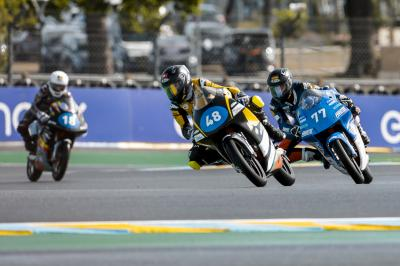 LIVE & FREE: Northern Talent Cup Race 2 from Le Mans