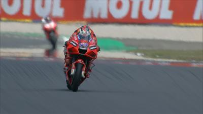 FREE: Final lap and celebrations from a chaotic French GP