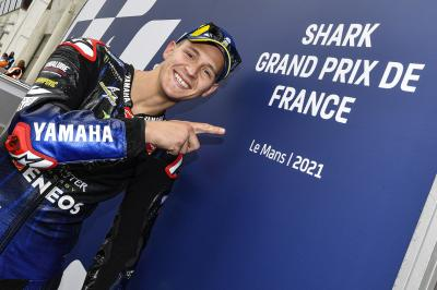 LIVE: MotoGP™ Press Conference & After The Flag from Le Mans