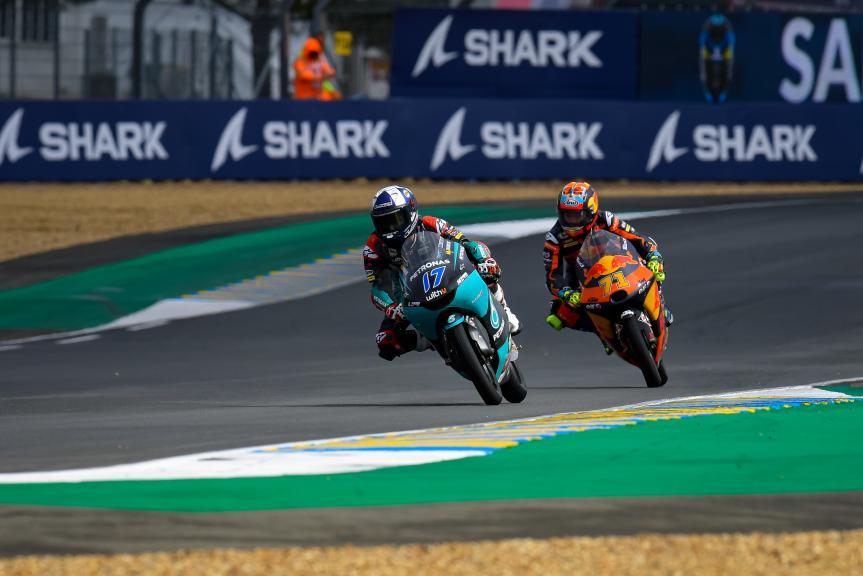 John Mcphee, Ayumu Sasaki, SHARK Grand Prix de France