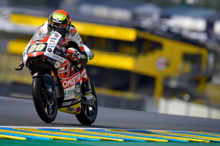 Lorenzo Fellon, Sic58 Squadra Corse, SHARK Grand Prix de France